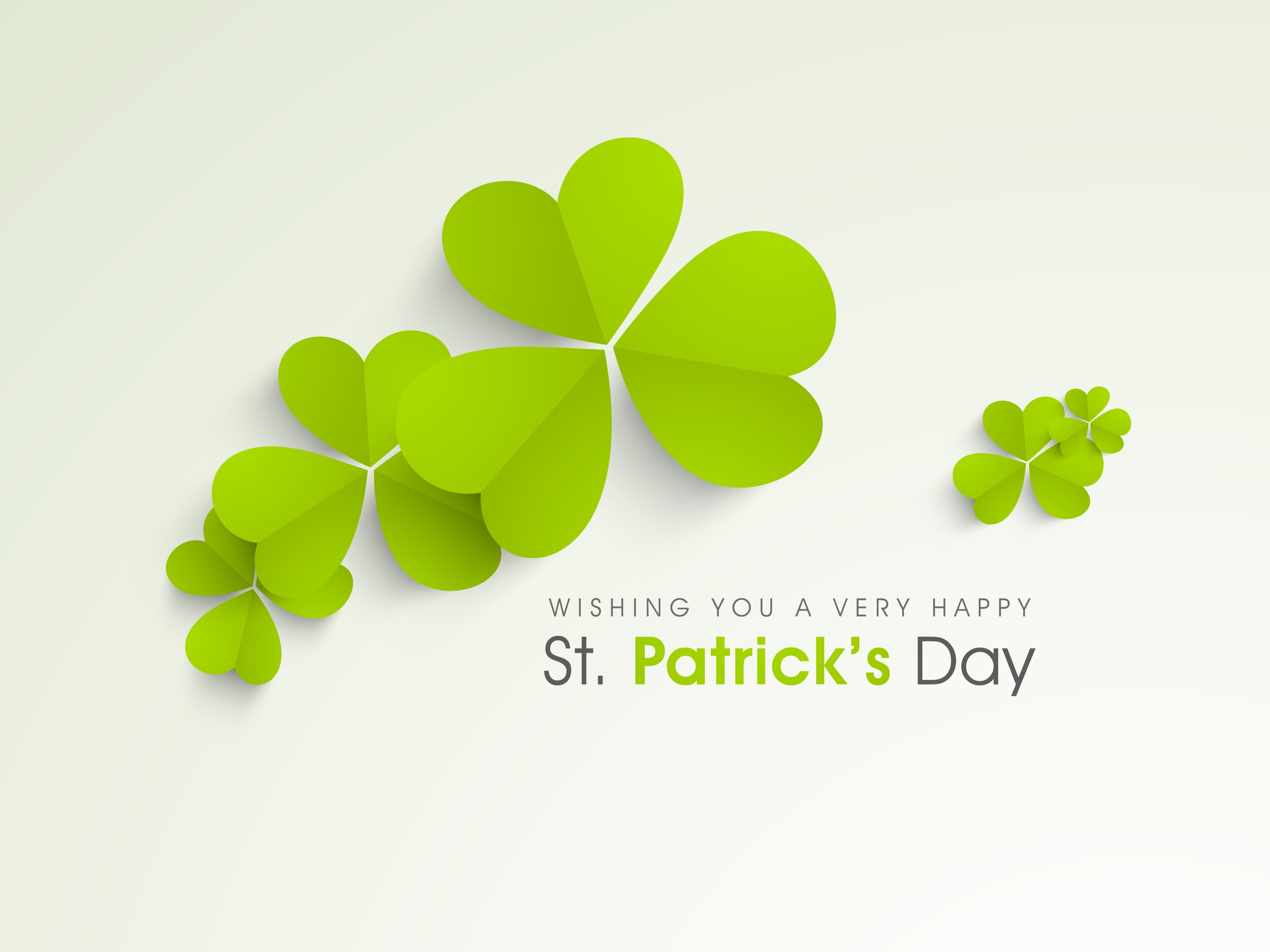happy-st-patricks-day-background-with-clover-leafs-on-shiny-green-backgroun_71jChM_L